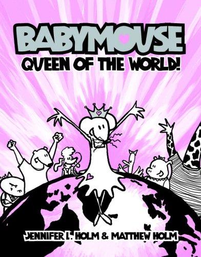 review babymouse by jennifer l holm amp matthew holm