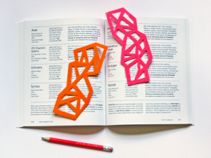 diy-geometric-bookmarks