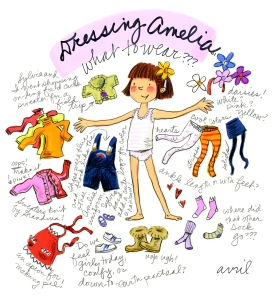 Dressing-Amelia-Bedelia-Greenwillow