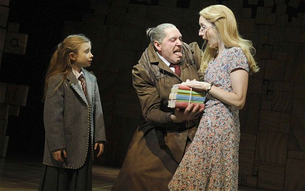 Books, Feminism, and TYA: An Ode to Matilda the Musical ...